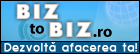 BIZtoBIZ.ro - Portal business to business, promovare afaceri, inscrie firme, poze produse, promoveaza firme online, oportunitati afaceri, locuri de munca!